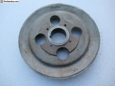 Porsche 356 Early Crankshaft Pulley (Large)
