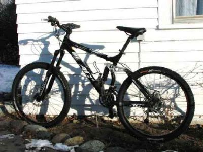 $500 giant ac2 downhill bike (eureka)