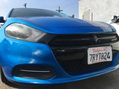 2016 DODGE DART LIMITED SEDAN! RARE BLUE! 83K MILES! LIKE A MINI CHARGER!