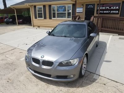 2009 BMW 3-Series 328i (Grey)