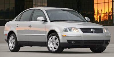 2005 Volkswagen Passat GLS 1.8T (Green)