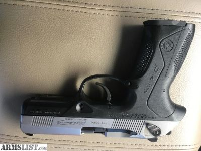 For Sale/Trade: Beretta Stainless PX4 .40cal