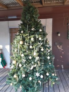 10 foot artificial christmas tree retail $700