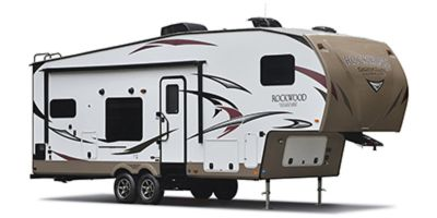 2017 Forest River Rockwood Signature Ultra Lite 8280ws