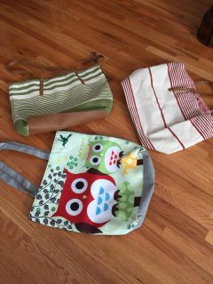 Tote bag: MAKE AN OFFER