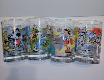 Collectable Glasses