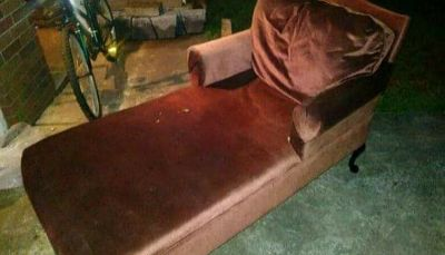 Victorian Sofa Couch
