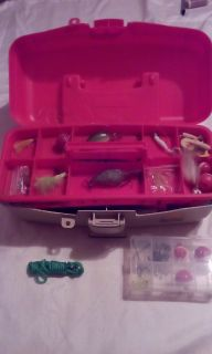 Plano Tackle Box Loaded with Fishing Gear