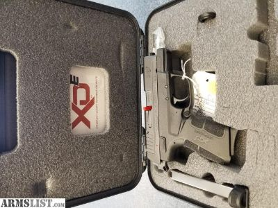 For Sale: Springfield XDE 9mm