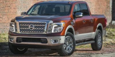 2019 Nissan Titan SV (Magnetic Black Metallic)