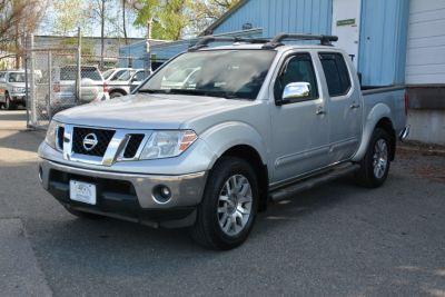 2010 Nissan Frontier SE V6 (Radiant Silver)