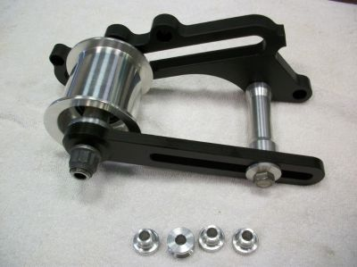 BAE TFX HEMI ANGLED OUTBOARD SUPPORT IDLER