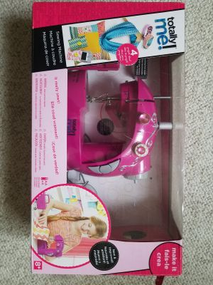 Sewing machine (from Toys R Us)