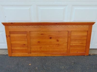 Queen Headboard / Bar Accent Board