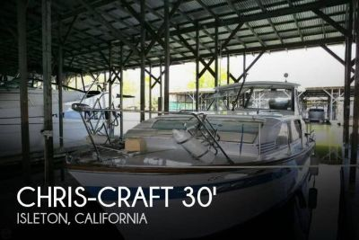 1964 Chris Craft 30 Constellation