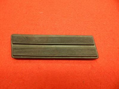 Find NOS 65 66 67 Ford Full Sized LTD Galaxie XL Accelerator Pedal Pad #C5AZ-9735-A motorcycle in Dewitt, Michigan, United States, for US $49.99