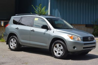 2007 Toyota RAV4 Base (Everglade Metallic)