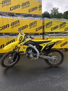 2017 Suzuki RM-Z250 Motocross Off Road Montrose, PA