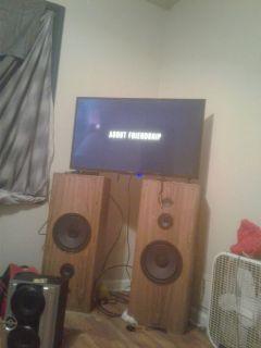 "40"" Westinghouse flat screen tv"