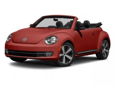 2013 Volkswagen Beetle Turbo PZEV (Blue)
