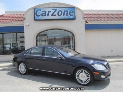 2007 Mercedes S550 4MATIC- Navy Blue- 115K