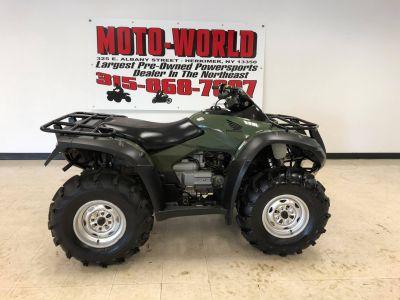 2015 Honda FourTrax Rincon 4x4 Utility ATVs Herkimer, NY