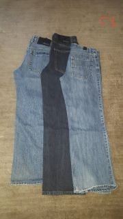 3 Tony Hawk boys straight leg jeans size 14
