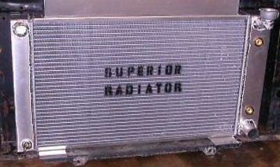 Purchase s-10 aluminum radiator v8 v-8 conversion motorcycle in Mount Clemens, Michigan, United States, for US $300.00