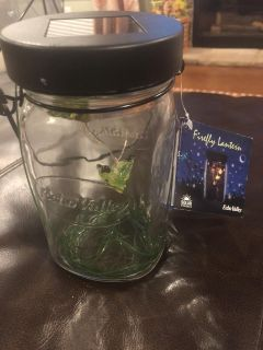 Firefly lantern - led - new with tags