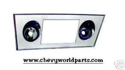 Find 66 67 NOVA CHEVY II RADIO FACE PLATE NEW!!! 1966 1967 motorcycle in Bryant, Alabama, US, for US $43.00