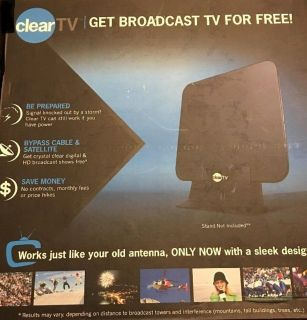 New Clear TV