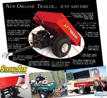 2018 Other 800 UT-X ATV Trailers Troy, NY