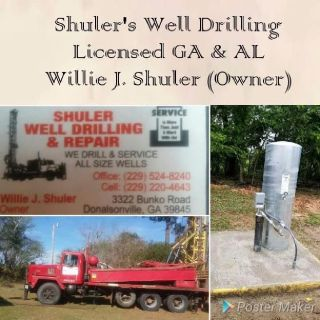 Shuler's Well Drilling