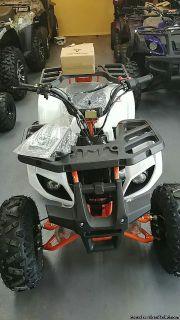 RPS 125cc ATV