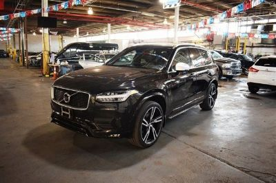 2017 Volvo XC90 T6 R-Design (onyx black metallic)