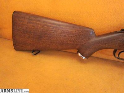 For Sale: Winchester Model 52 Target 22LR