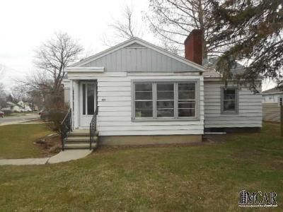 3 Bed 1 Bath Foreclosure Property in Dundee, MI 48131 - Toledo St