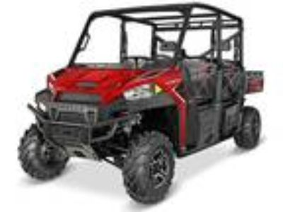 2016 Polaris Ranger Crew XP 900-5 EPS