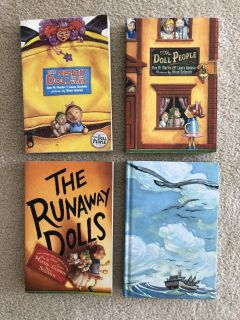 The Doll People junior novels