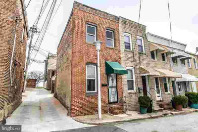 201 Madeira St S Baltimore One BR, very cute tiny home with