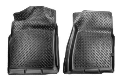 Purchase Husky Liners 31351 2007 Chevy Silverado Black Custom Floor Mats 1st Row motorcycle in Winfield, Kansas, US, for US $91.95