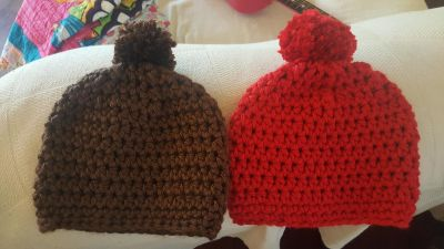 Home made hats