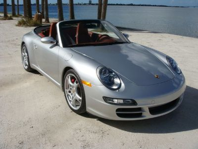 2005 Porsche 911 Turbo S (Arctic Silver Metallic)