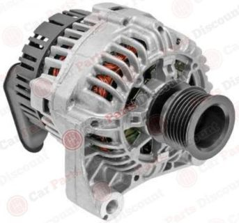 Sell Remanufactured Bosch Alternator - 115 Amp (Rebuilt), 12 31 1 405 918 motorcycle in Los Angeles, California, United States, for US $284.25