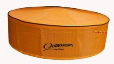 Purchase Outerwear Orange 14 x 4 W/Top Air Cleaner Dirt Racing UMP IMCA Outer Wear motorcycle in Lincoln, Arkansas, United States, for US $32.46
