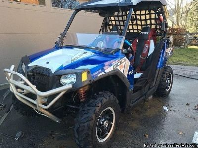 2014 Polaris RZR 800 EPS