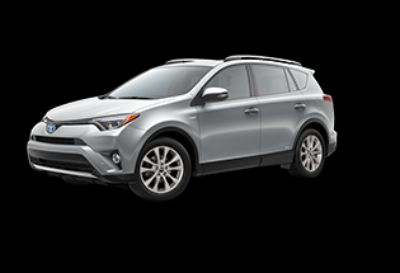 2018 Toyota RAV4 Limited Hybrid AWD-i (Silver Sky Metallic)
