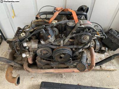 1984 VW 1.9L Waterboxer