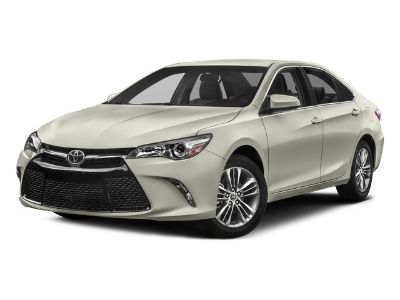 2016 Toyota Camry L (Midnight Black Metallic)