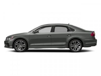 2018 Volkswagen Passat R-Line (Platinum Gray Metallic)